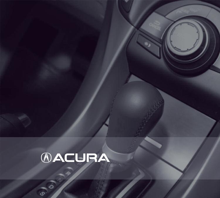 Acura Accessory Sales