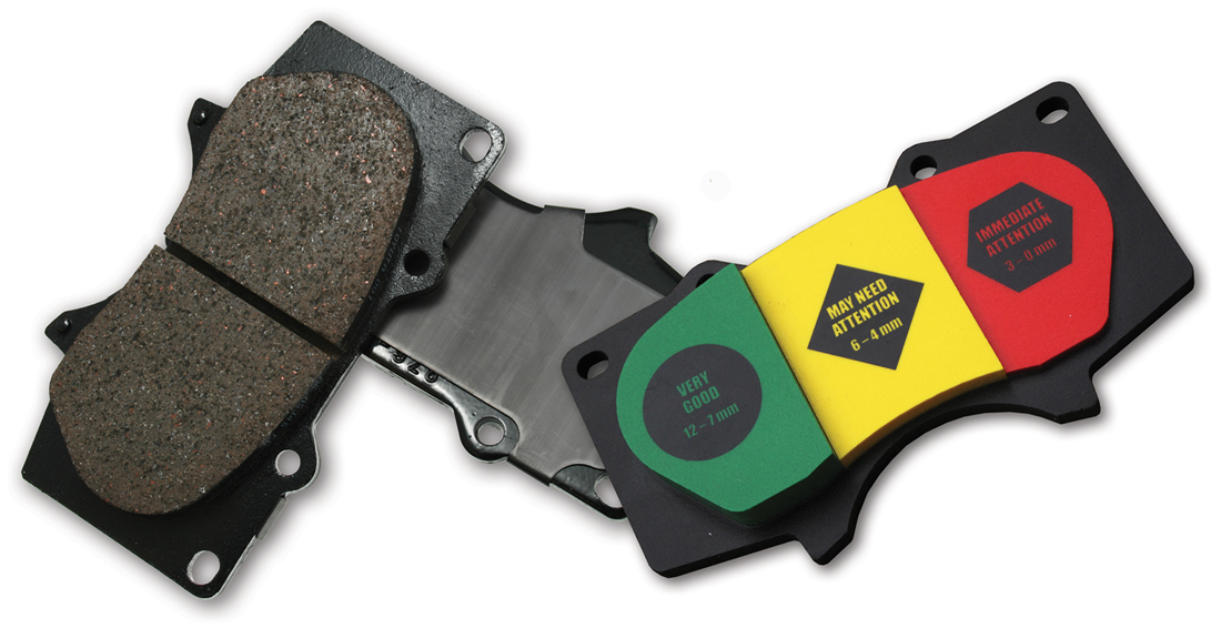 Brake Pads, Copywriting, Product Development