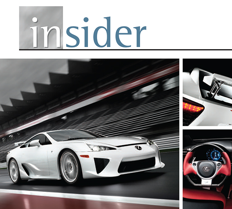 Lexus Insider
