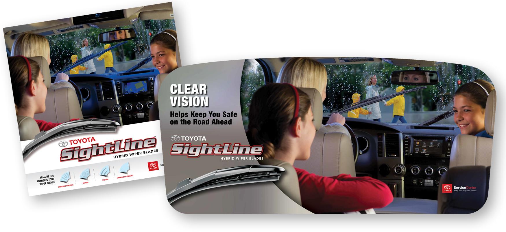 Sightline Display & Window Cling